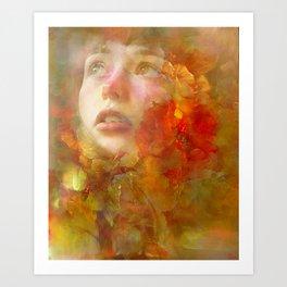 Garden of the Delights Art Print
