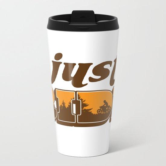 jr Metal Travel Mug
