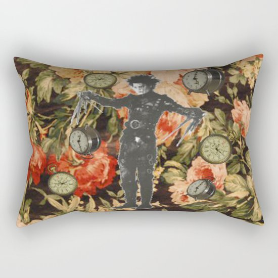 There, paradise is found! Rectangular Pillow