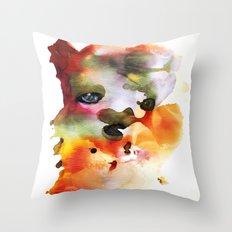 Baby Bear Throw Pillow
