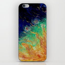 Eruption - Vulpecula iPhone Skin
