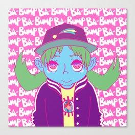BA-BUMP Canvas Print