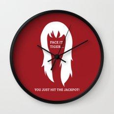 Spiderman - Mary Jane 'Jackpot' Wall Clock