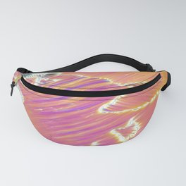Liquid crystal Fanny Pack