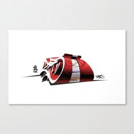 """DEO"" Canvas Print"