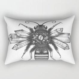 Quartz Queen Bee Rectangular Pillow
