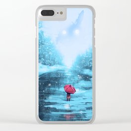 Toto...rrro ? Clear iPhone Case