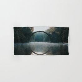 The Devil's Bridge - Landscape and Nature Photography Hand & Bath Towel