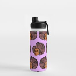 Tomi Repeat Pattern Water Bottle