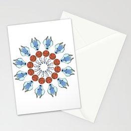 Mononoke Mandala Stationery Cards