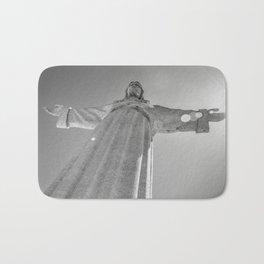 Cristo Rei Lisboa Bath Mat