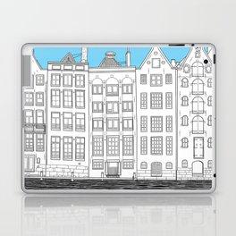Dancing houses, Amsterdam Laptop & iPad Skin