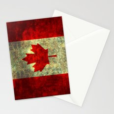 Oh Canada! Stationery Cards