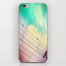 Come Closer iPhone & iPod Skin