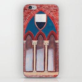 Finestra a Siena iPhone Skin