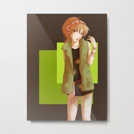 Makoto Metal Print
