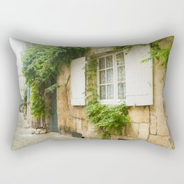 French Country Charm Rectangular Pillow