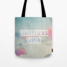 limitless mind Tote Bag