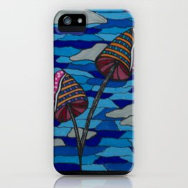 Cogumelo AZ iPhone Case
