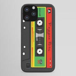 Reggae Hits Tape Cassette iPhone case iPhone Case