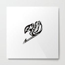 Anime Symbol Metal Print