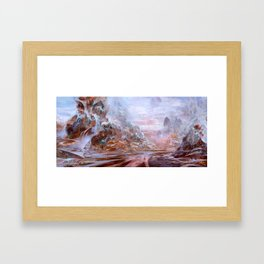 Otherworldly Framed Art Print