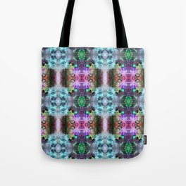 Neurotransmitted Daydreams (Pattern 2) Tote Bag