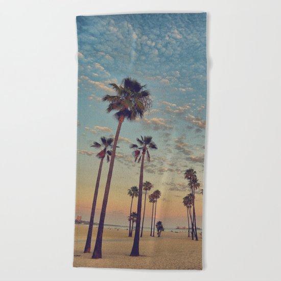 L.B.C. Beach Towel