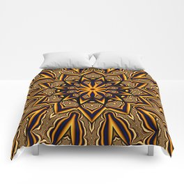 Elixir kaleidoscope Comforters