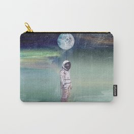 Moon Balloon Carry-All Pouch
