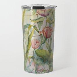 Tangled Garden Travel Mug