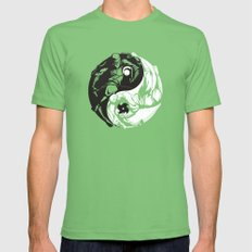 The Eternal Duel Mens Fitted Tee LARGE Grass