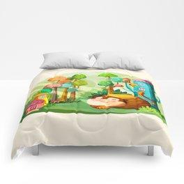 Naptime Comforters