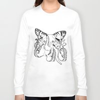 ganesh Long Sleeve T-shirts featuring Ganesh by Luis Viteri
