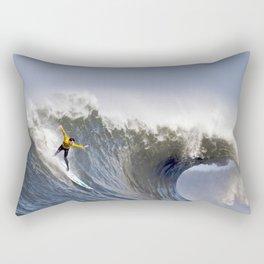 Jay Moriarity Rectangular Pillow