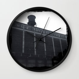 Van Horne Warehouse II Wall Clock
