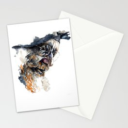 FACE#4 Stationery Cards
