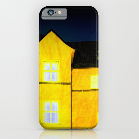 One cold night in Bergen 01 iPhone & iPod Case