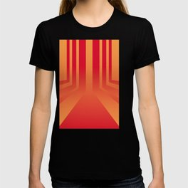 Streets on fire T-shirt