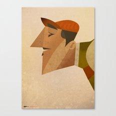 Italo Canvas Print