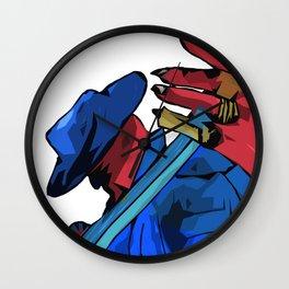 REDMAN Wall Clock