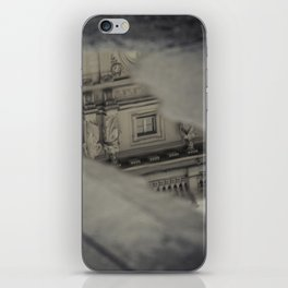 The Opera in the puddle iPhone Skin