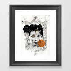 Halo of Nembutals Framed Art Print