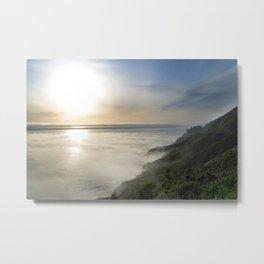 Big Sur California Coast - Sunset Metal Print