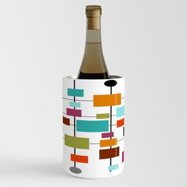 Mid-Century Modern Art 1.3.1 Wine Chiller