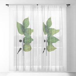 Re_growth Sheer Curtain