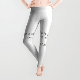 SALINGER Leggings