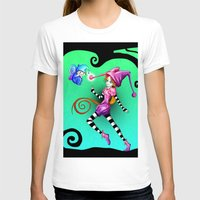 fairytale T-shirts featuring Fairytale by Voodoo Dolly