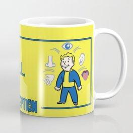 Perception S.P.E.C.I.A.L. Fallout 4 Coffee Mug