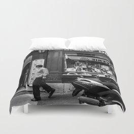 Satelis (Montmartre; Paris) Duvet Cover